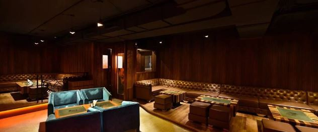 hashtag - the lounge a perfect corporate party place