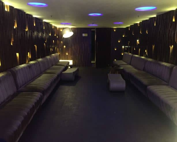 high ultra lounge a perfect corporate party place