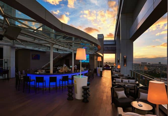 hype - shangri-la hotel a perfect corporate party place