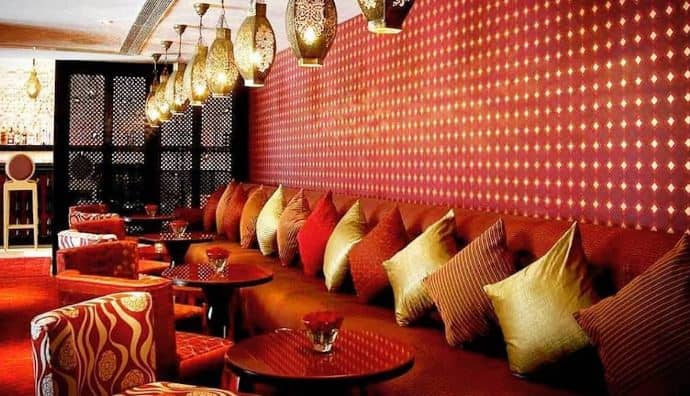 i-bar - the park bangalore a perfect corporate party place
