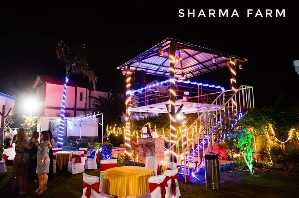 Interior Decor of Farmhouse 3010 - Sector 135 Noida