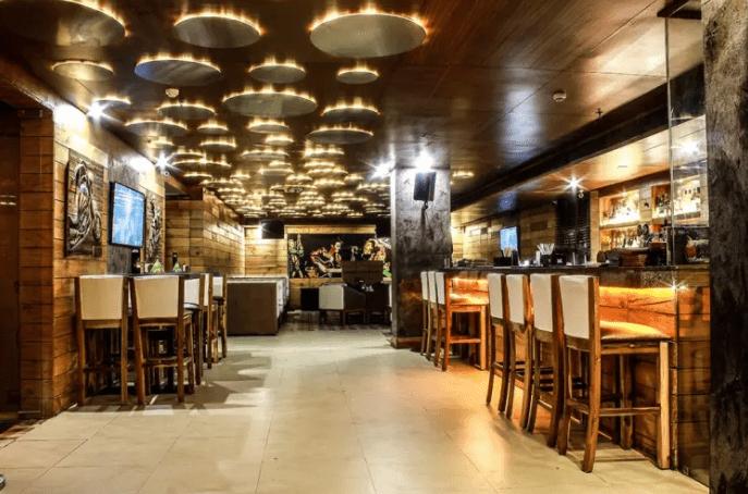 21 Shots - the MRP Bar
