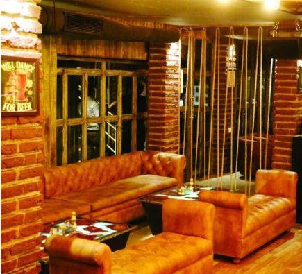3 DS Restro Lounge