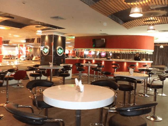 Amoeba Sports Bar