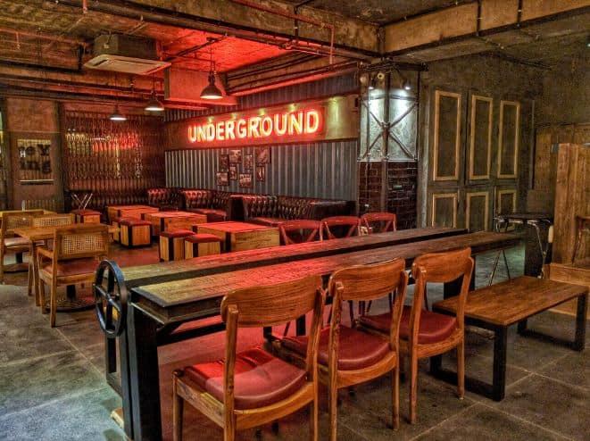 Backyard Underground