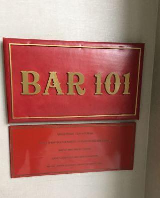 Bar 101 - JW Marriott Pune