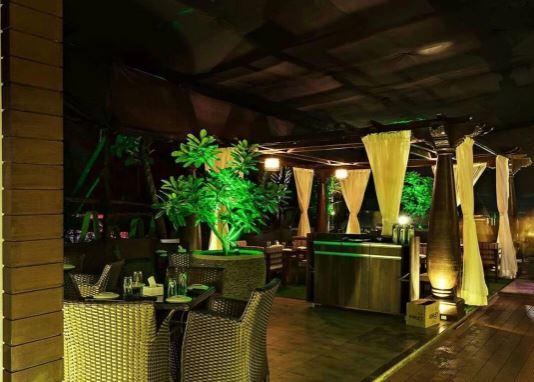 Barbacoa Resto-Lounge