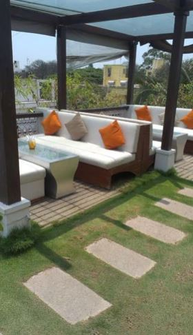 Black Pepper Lounge - Case de Bengaluru