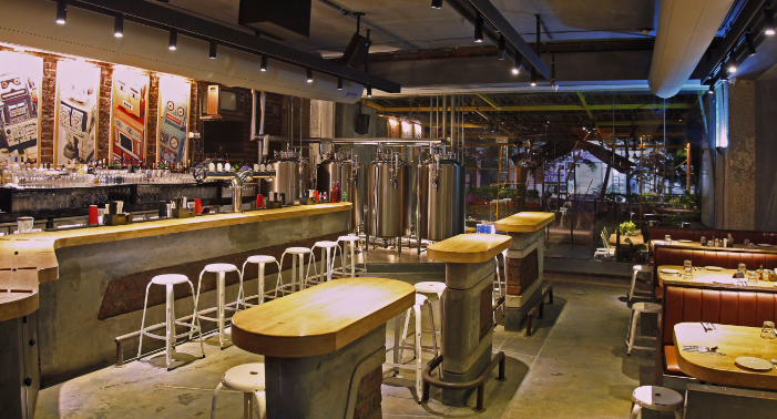 Brewbot Eatery and Pub Brewery