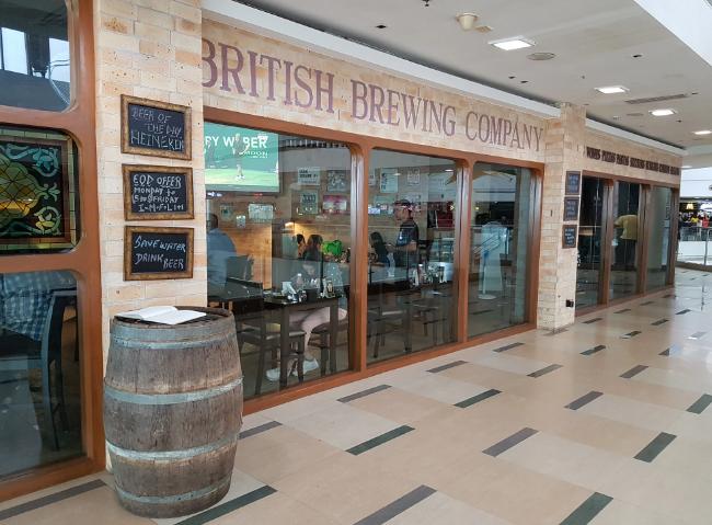 British Brewing Company