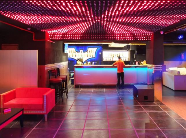 Interior of club hollywood Sector 82