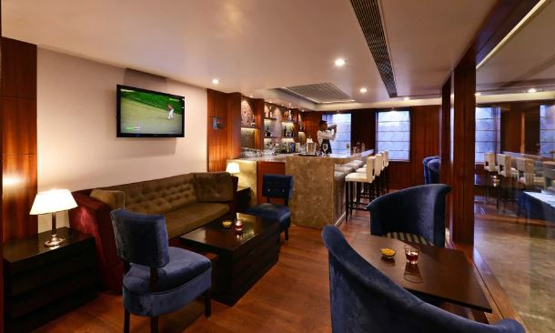 Distil - Lounge Bar
