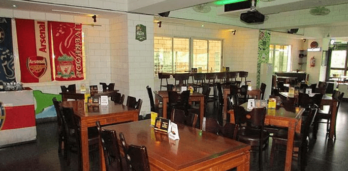 Doffpub and Lounge