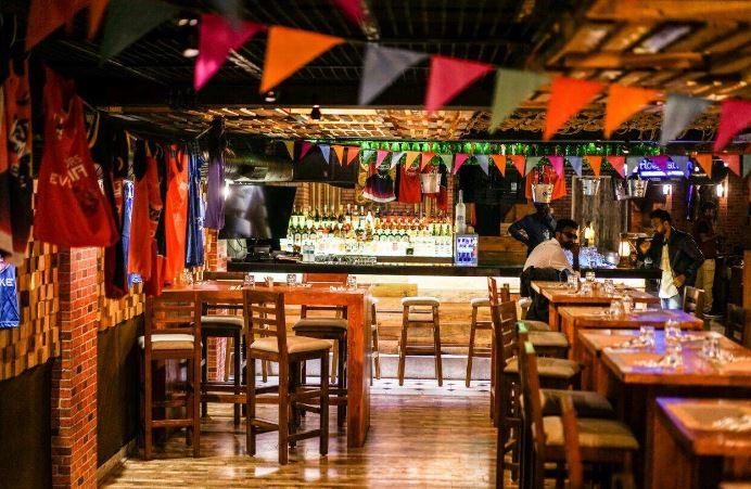Evoke Bistro - Bar & Grill