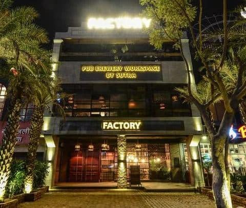 Factory By Sutra