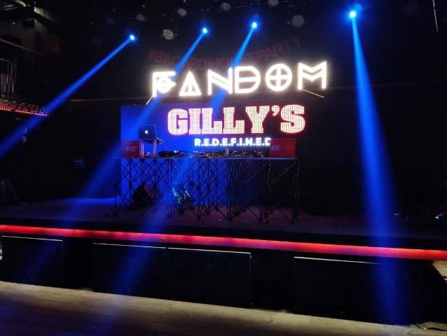 Fandom at Gillys Redefined