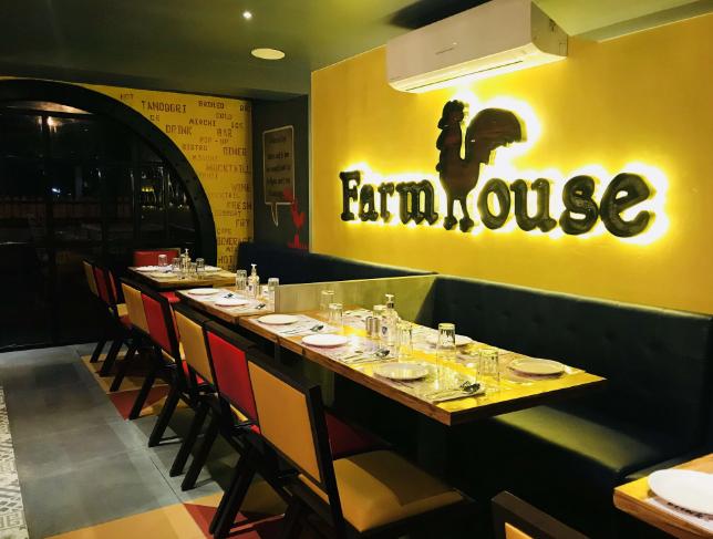Farmhouse Global Cuisine Restaurant