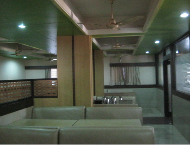 Interior of h3o Kammanahalli