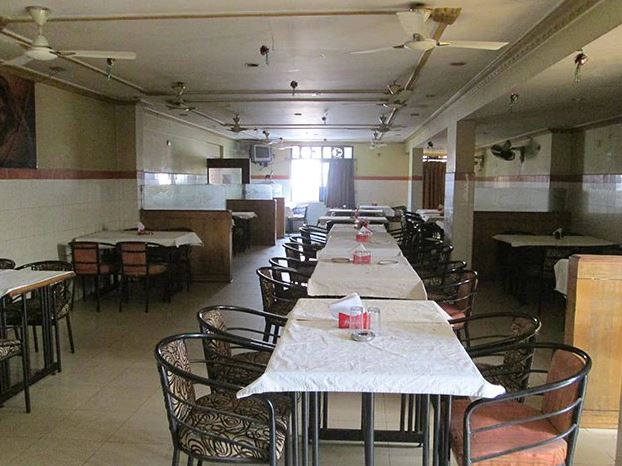 Interior of highway inn Erragadda