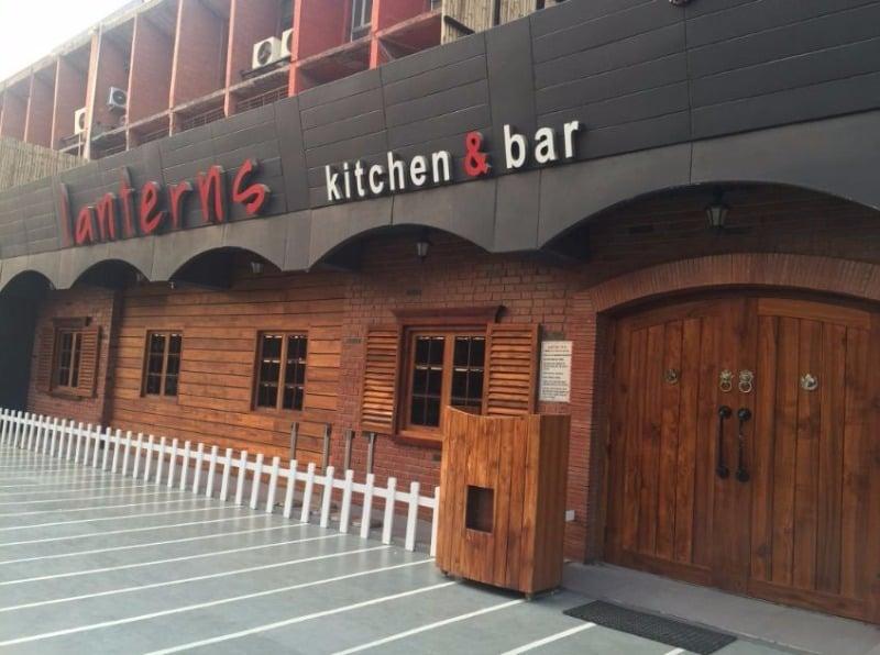 Lanterns Kitchen & Bar