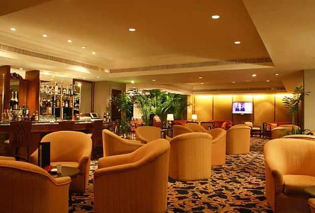 Lobby Lounge - Taj Banjara