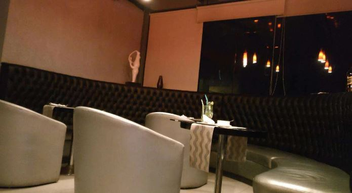 Lounge Bar - Fortune Park Vallabha