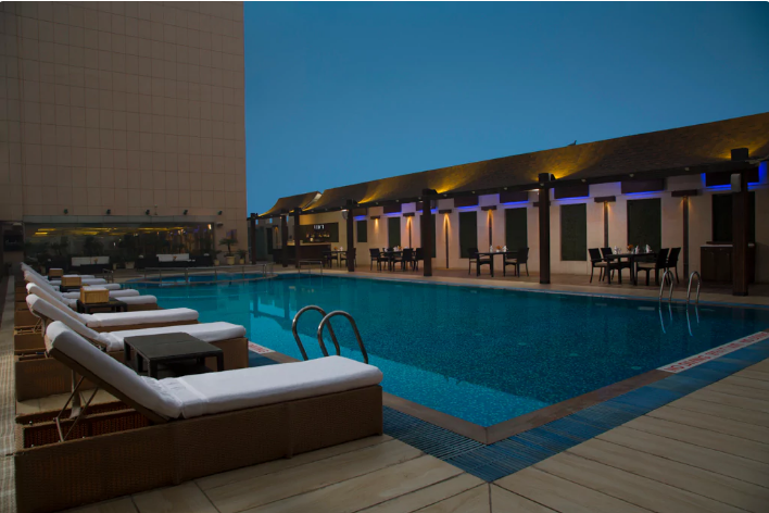 Lust By The Pool - Radisson Blu