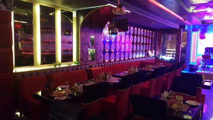 M Bar And Lounge