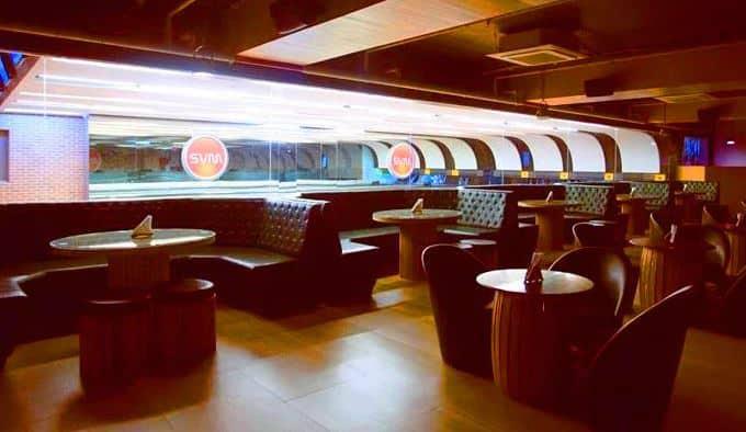 Masti Sports Bar