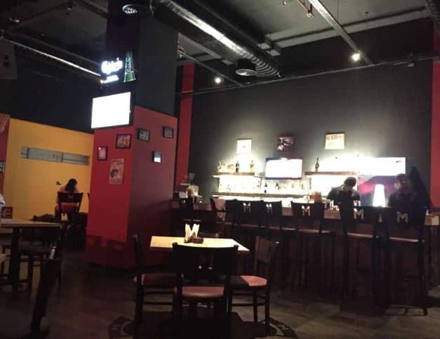 Mavericks Bar And Grill