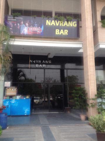 Navrang Bar