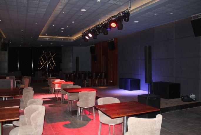 Nirvana Lounge Bar - The Grand Tamanna Hotel