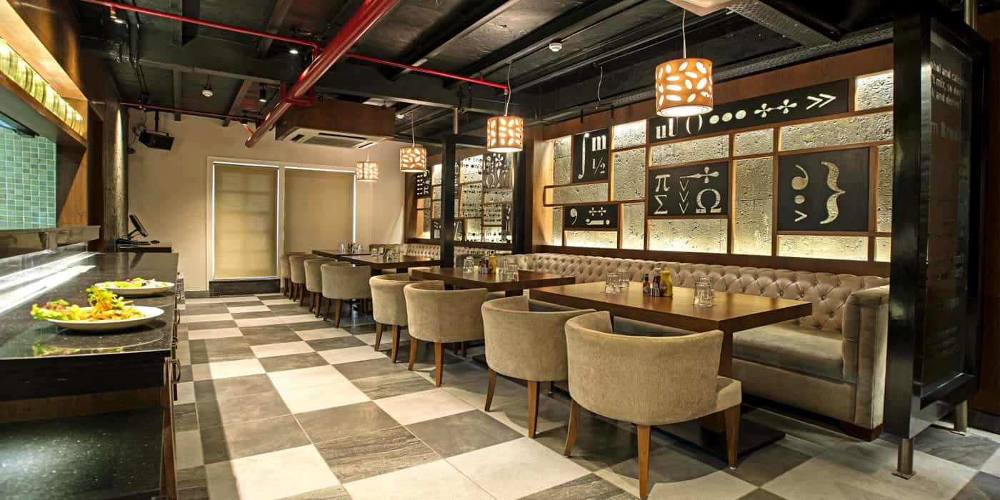 Quote - The Eclectic Bar and Lounge