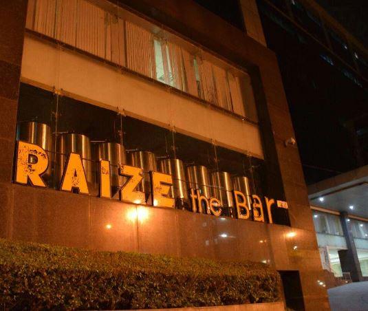 Raize The Bar