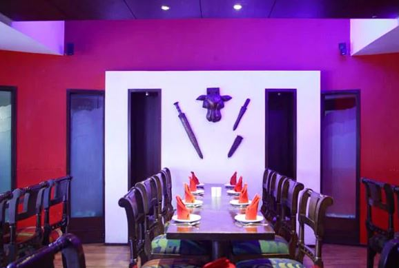 Red Kitchen & Lounge