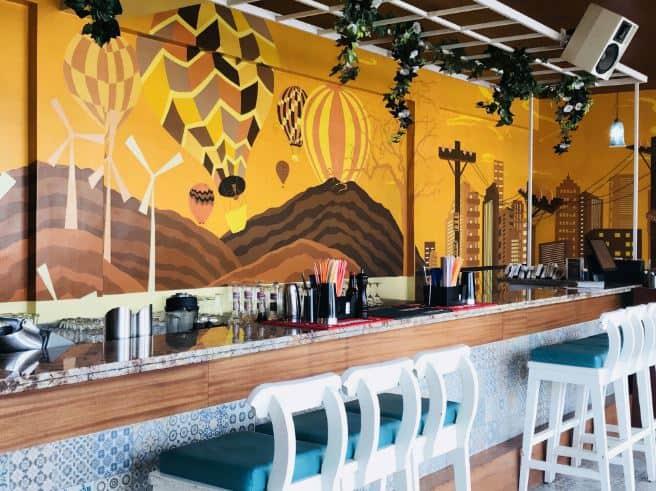 Republique : Pub And Terrace Lounge