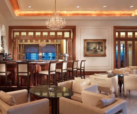 Seasons Bar - Taj Krishna