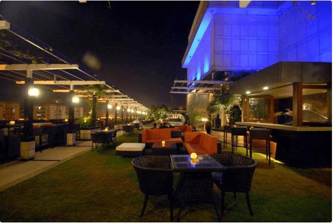 Sky Lounge - Park Plaza