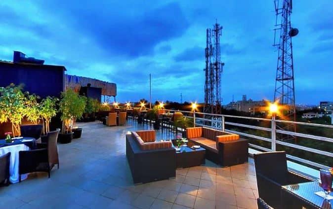 Sky Lounge Bar - Svenska Design Hotel