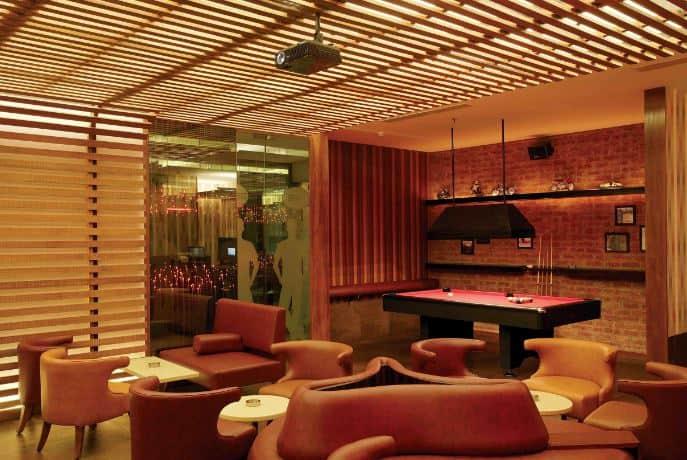 Slounge - Lemon Tree Hotel