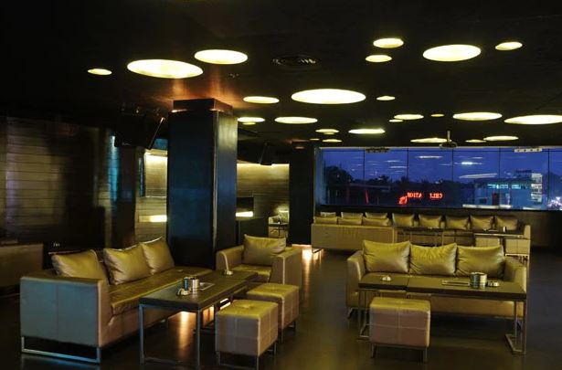 Interior of spoil Jubilee Hills