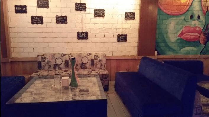 Tafree Cafe and Terrace Bar