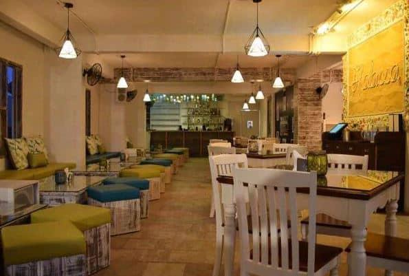 Thalassa - The Mediterranean Terrace Lounge