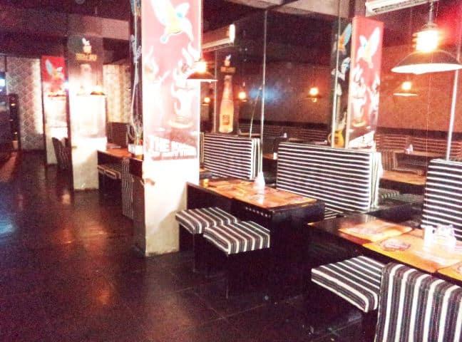 The Bar - Athithi Inn