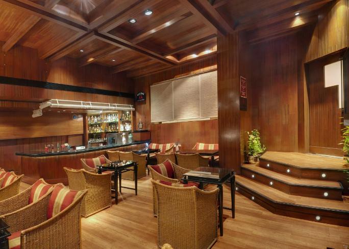 The Beryl Club - Kohinoor Continental