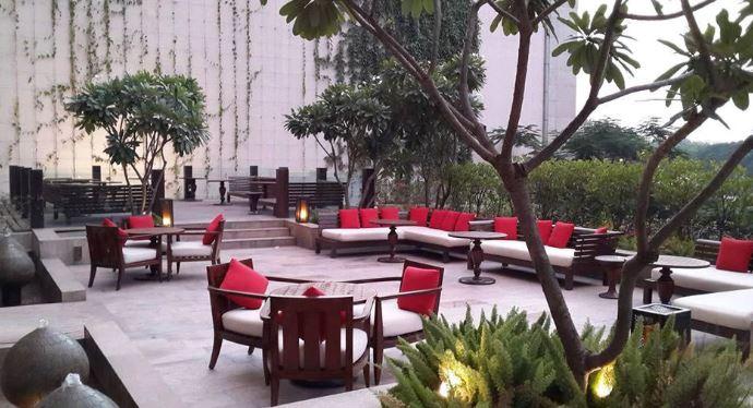 The Fishbowl - Hyatt Pune