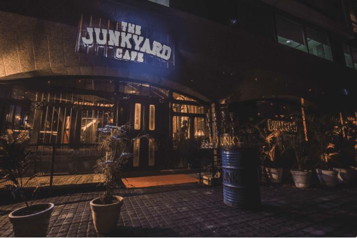 The Junkyard Cafe