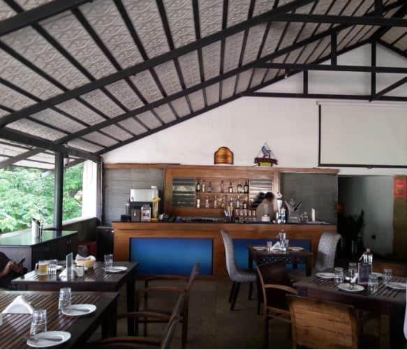 The Lounge - Eden Park Restaurants