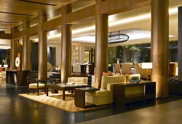 The Lounge Bar- Hyatt Hyderabad Gachibowli