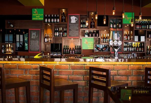 The Tap Room By Malaka Spice